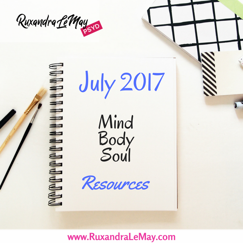 July Awe-Inspiring Motivational Resources For Your Mind, Body, & Soul