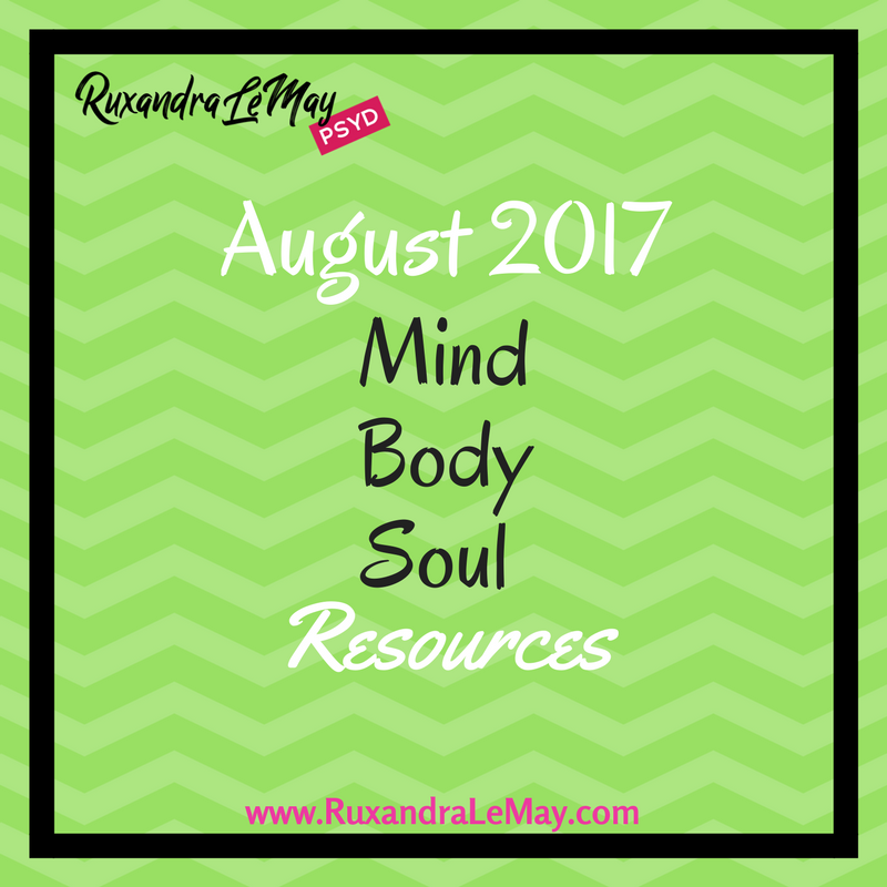 August Awe-Inspiring Motivational Resources For Your Mind, Body, & Soul