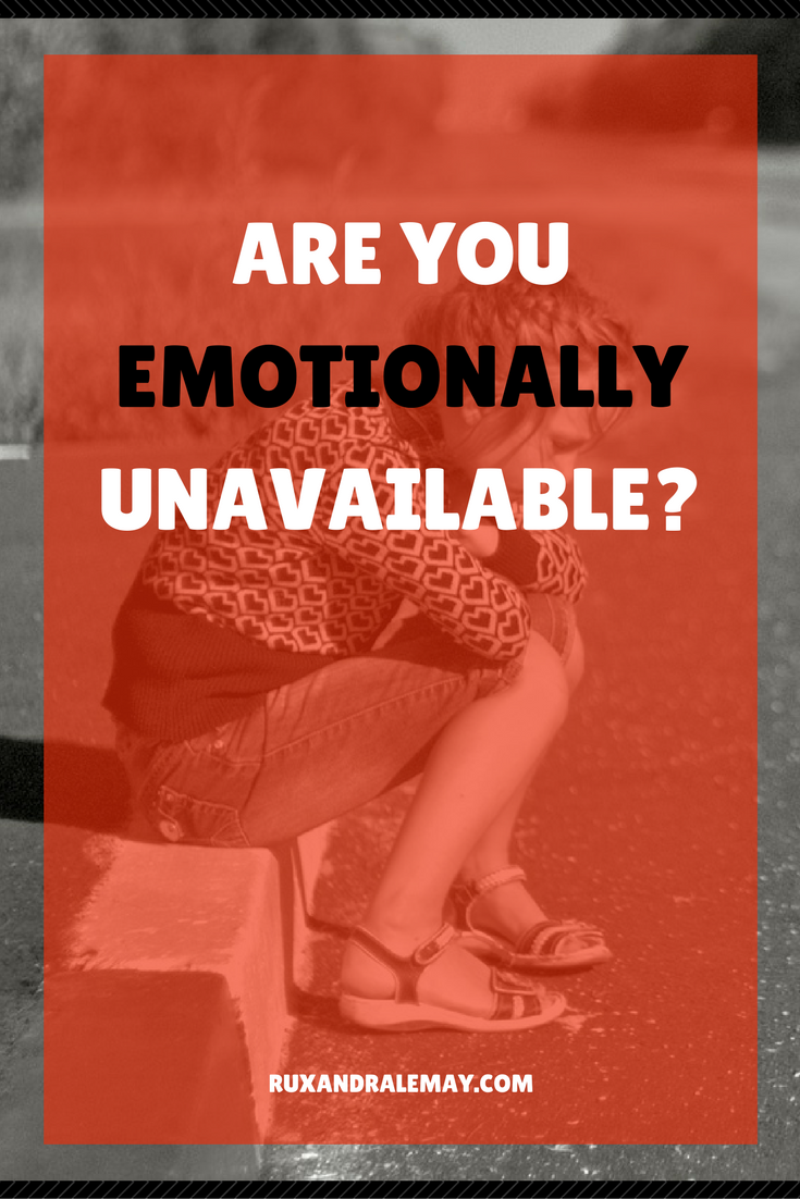 Do you find yourself putting up resistance to be emotionally vulnerable in your relationship? Or is your partner emotionally checked out? Are you emotionally check out in your relationship?