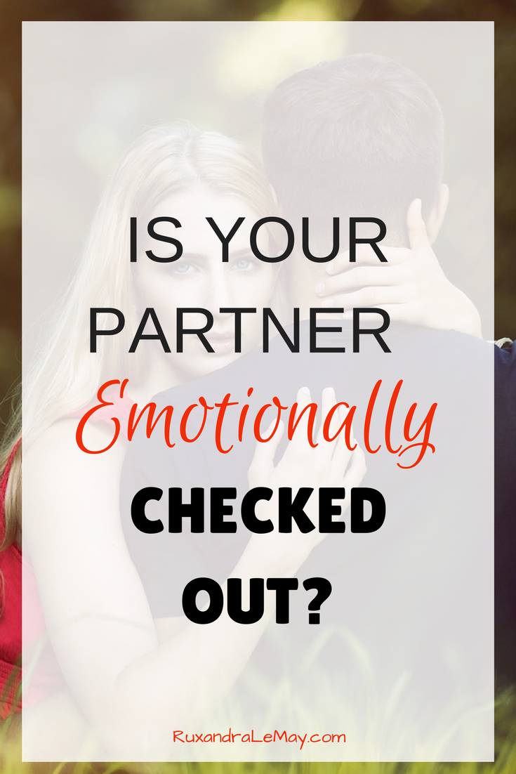 Is your partner emotionally checked out?