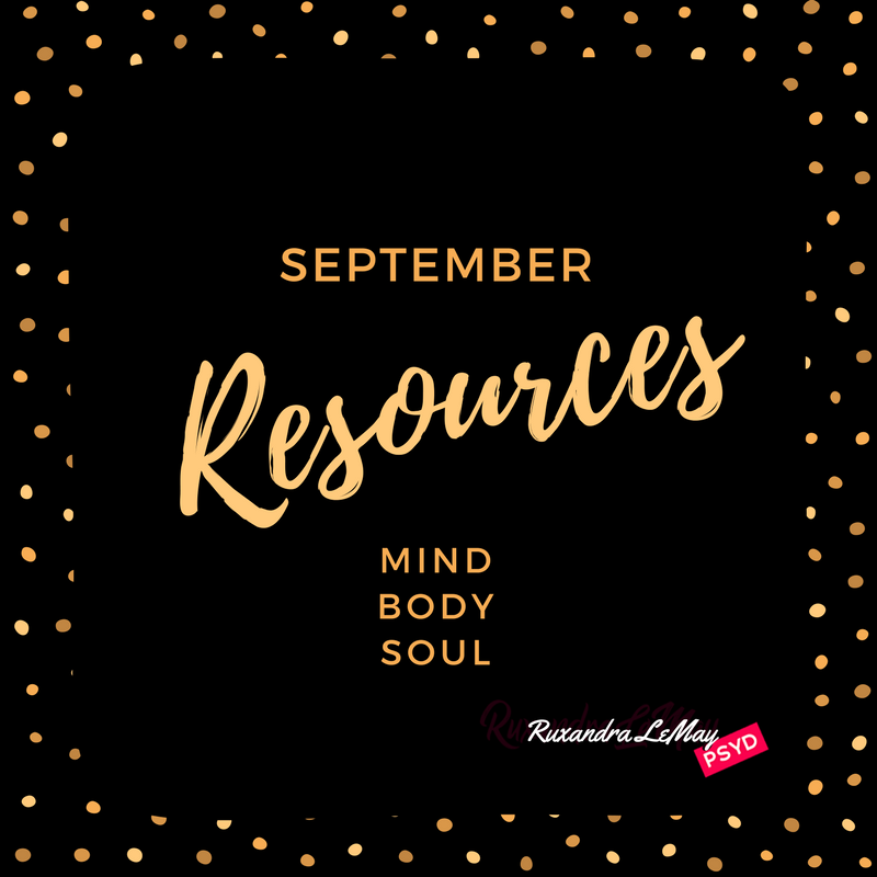 September Awe-Inspiring Motivational Resources For Your Mind, Body, & Soul