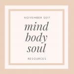 Motivational resources for your mind, body, and soul.