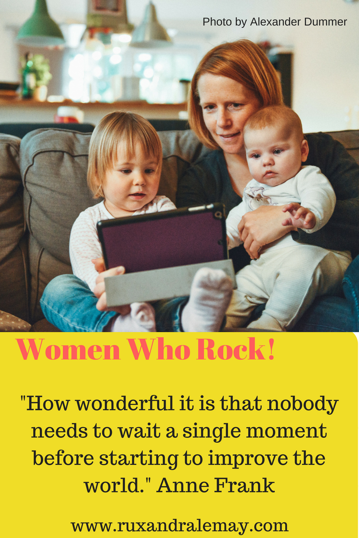 Women who rock!