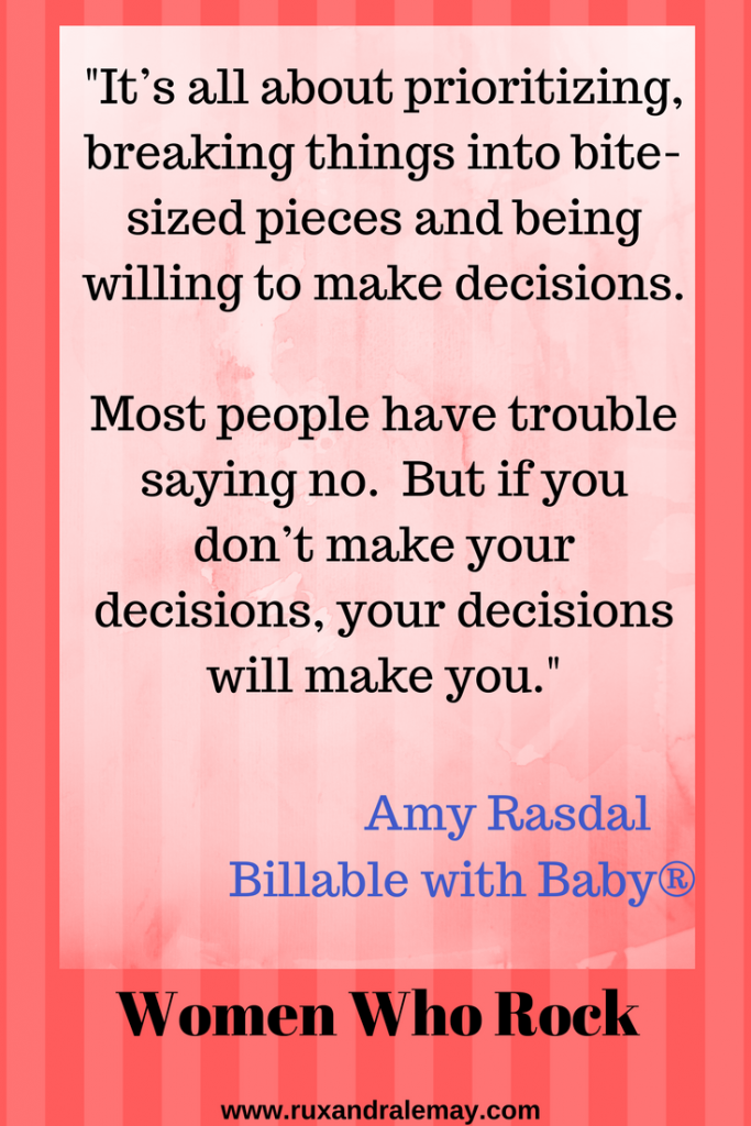 amy rasdal quote