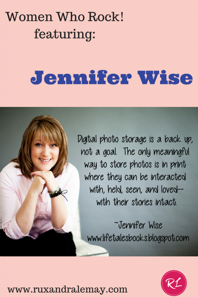 Jennifer Wise quote